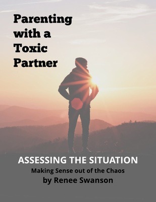 Parenting with a toxic partner
